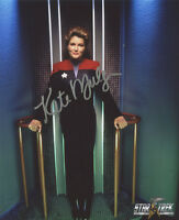STAR TREK:KATE MULGREW AUTOGRAPH PHOTO #3 FROM CREATION ENT