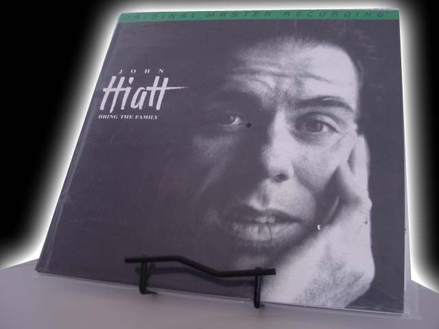 JOHN HIATT Bring The Family RARE MFSL ORIGINAL Sealed LOW ...