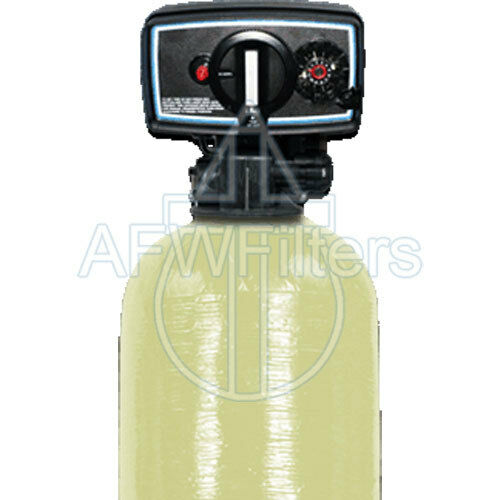 new greensand system 1 cu  ft  iron sulfur manganese removal water filter 5600