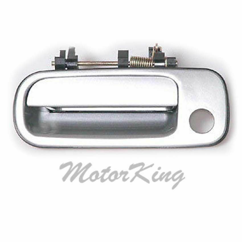 92 96 Toyota Camry Outside Door Handle Silver 176 Driver Front Left B388 Ebay