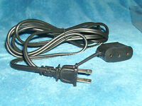 NEW SINGER SEWING MACHINE 2 OR 3 PIN POWER CORD PLUG 15 15-91  301 401 403 221