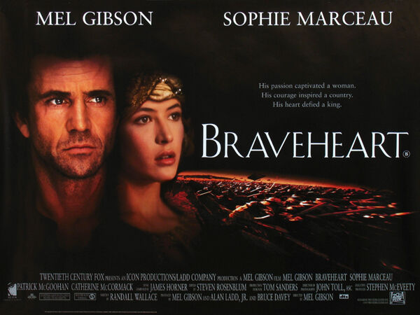 Summary of braveheart movie