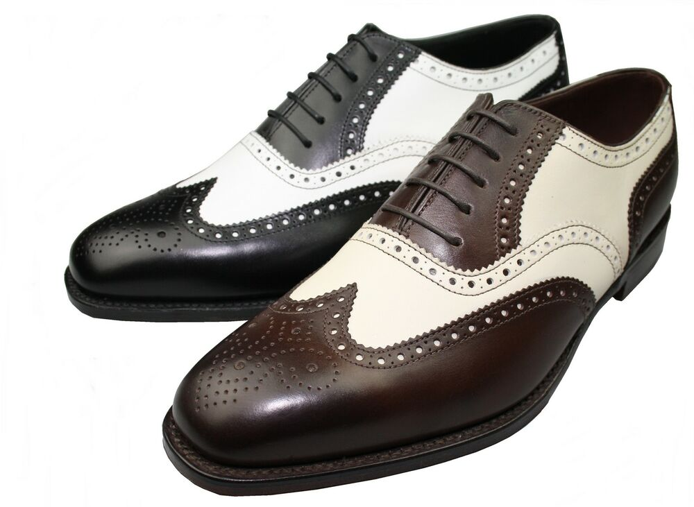 Mens Spectator Shoes