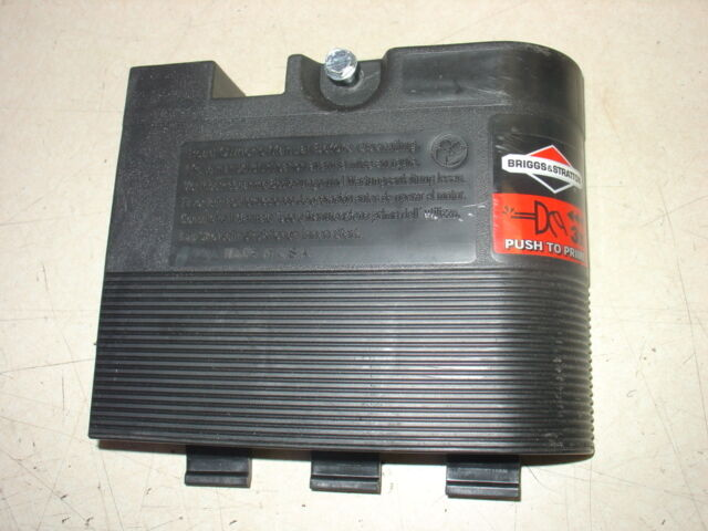 Lawn Mower Air Filter : Oem briggs stratton quantum lawn mower lawnmower air
