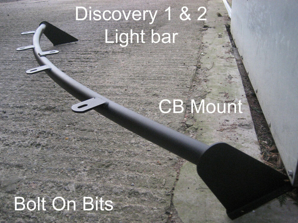 Light Roof Bar Discovery 1 Amp 2 200tdi 300tdi Td5 Cb Mount