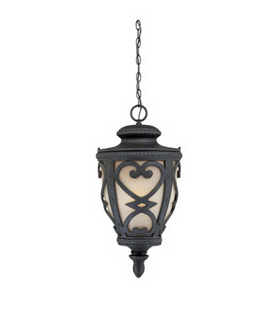 Marcado Black Exterior Hanging Light Fixture Ebay