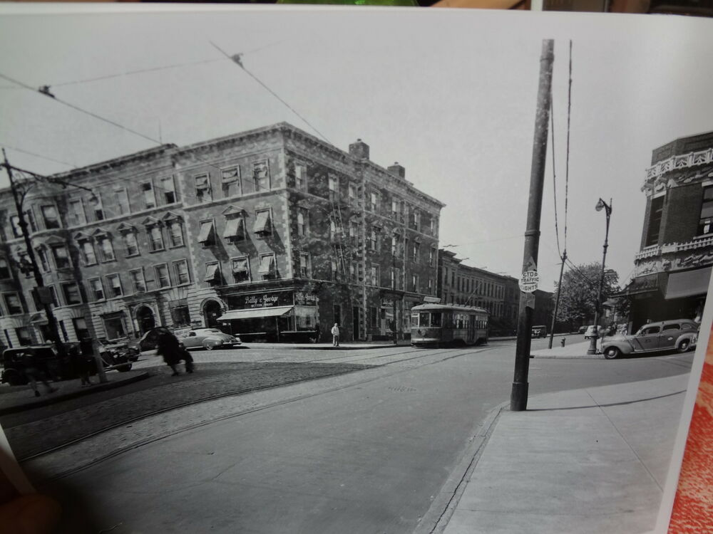 1940 sterling place west to bedford av trolley brooklyn for Buying a house in brooklyn