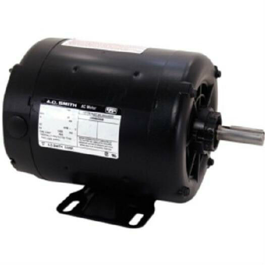 H263l 1 3 hp 1725 1425 rpm new ao smith electric motor ebay for Dc motor 1 3 hp