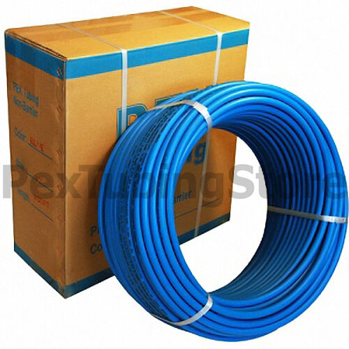 Non barrier pex tubing pex pipe for water plumbing for Pex for hot water