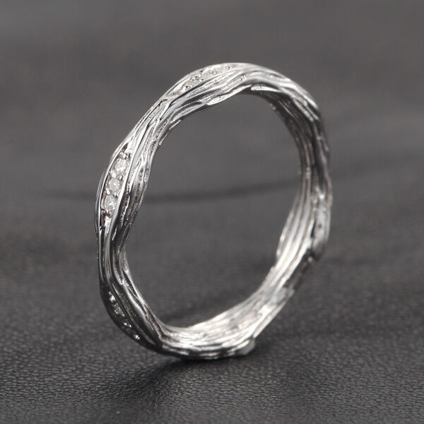 Diamond Eternity Bands On Ebay