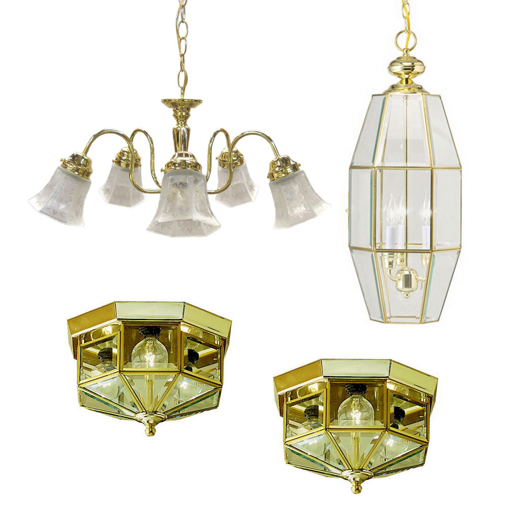 Bound Glass Pendant Or 5 Light Chandelier Or 2 Pack