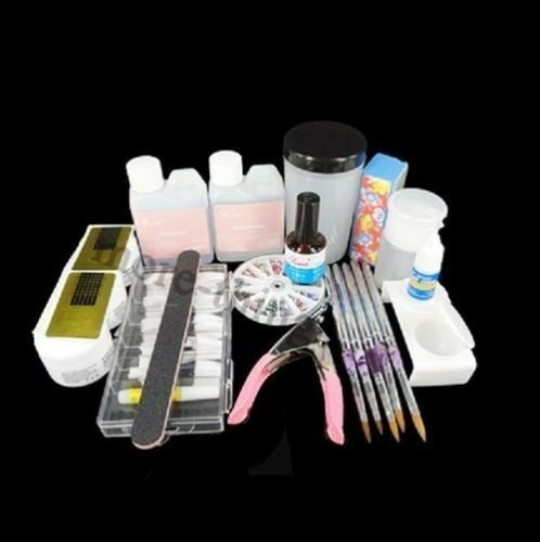 NEW Professional Nail Care NAIL Salons Kit Nail Whole Set
