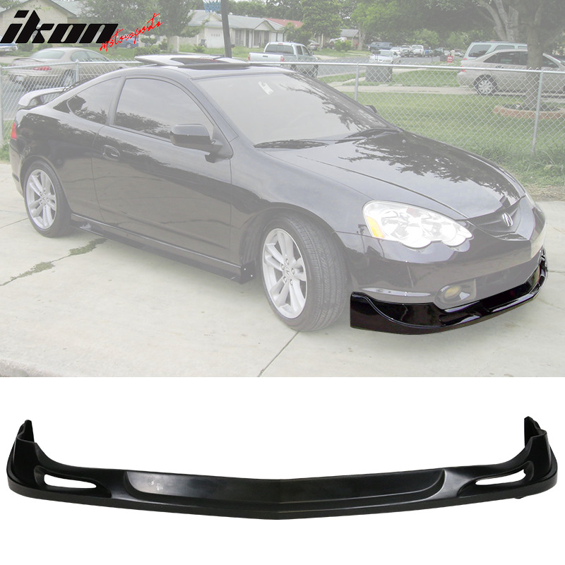 02-04 Acura RSX Coupe 2Dr Type Sport Front Bumper Lip