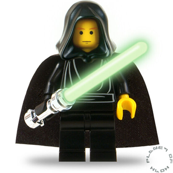 star wars lego luke skywalker jedi knight ebay. Black Bedroom Furniture Sets. Home Design Ideas