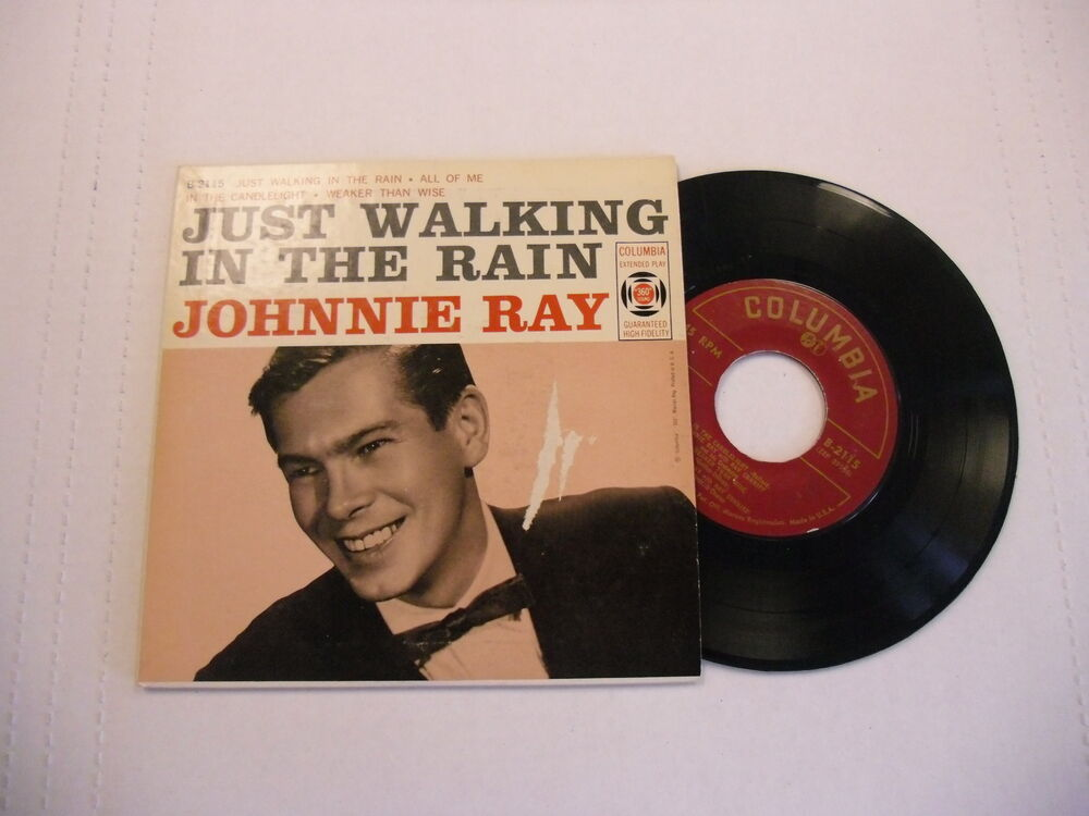 Johnnie Ray - EP