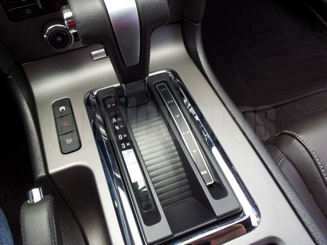 2013 Mustang Quot Coyote Quot Automatic Transmission Shifter