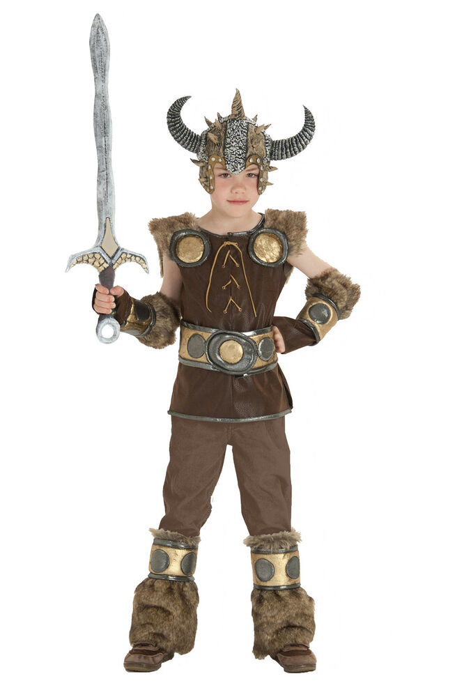 VIKING Boy Costume How To Train Your Dragon Hiccup Child
