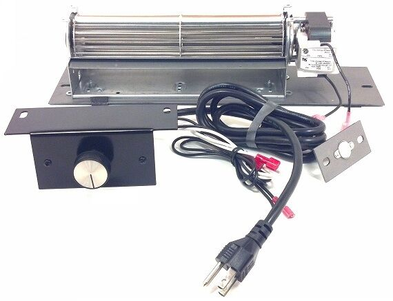 Fk24 Fireplace Blower Fan Kit For Majestic Vermont Castings Northern Flame Ebay