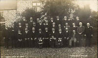 Brock near Churchtown. Group & Priest July 1909 by A. Winter.