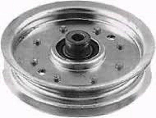 Lawn Mower Deck Pulleys : Snapper riding lawn mower blade deck idler pulley replaces