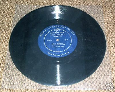NEW 78rpm VINYL 10-inch ALBUMS Records♫100 Clear Covers ...