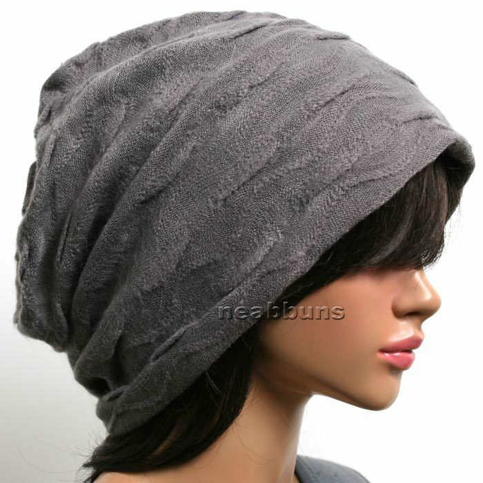Big Size Over Size Slouchy Baggy Beanie Best Hats Unisex