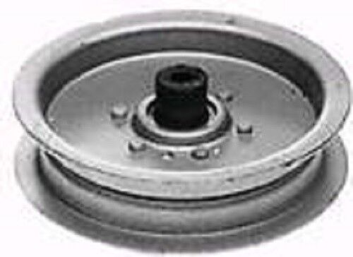 Lawn Mower Deck Pulleys : Scag commercial lawn mower deck idler pulley for quot