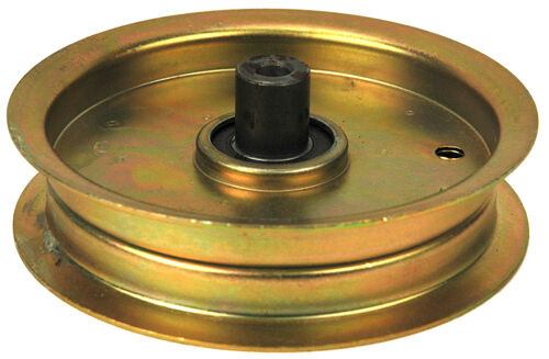 Lawn Mower Deck Pulleys : Mtd quot cut riding lawn mower tractor idler pulley