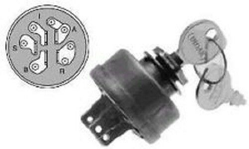 Tractor Ignition Switch Replacement : John deere riding lawn mower garden tractor ignition