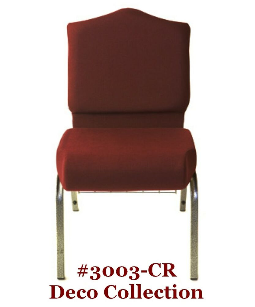 Burgundy church chairs stackable deco collection wholesale for Furniture wholesale