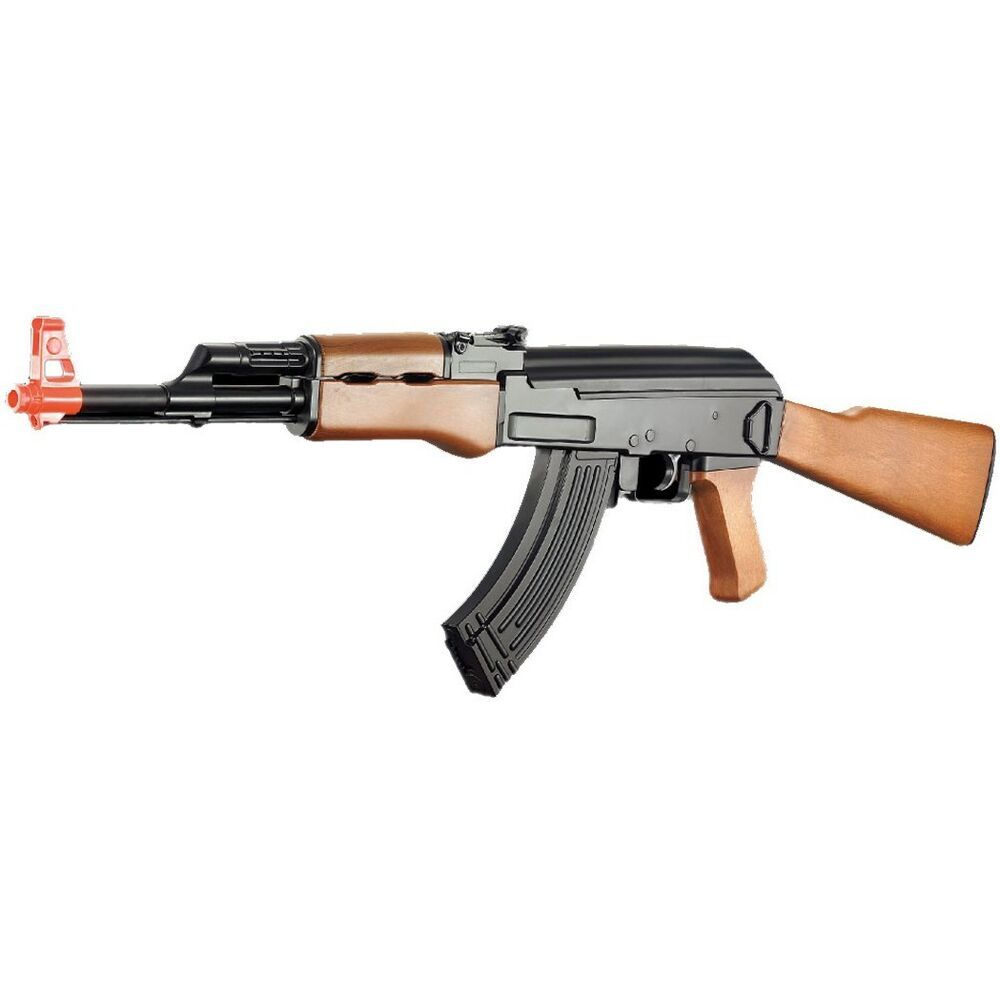 new cyma cm022 ak 47 full automatic electric airsoft aeg gun rifle w 6mm bb bbs ebay. Black Bedroom Furniture Sets. Home Design Ideas