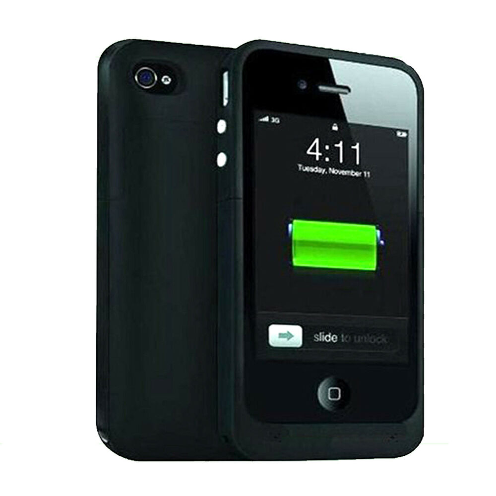 1900mah power pack external backup battery charger case. Black Bedroom Furniture Sets. Home Design Ideas