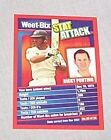WEETBIX STAT ATTACK CRICKET CARD #2 - RICKY PONTING