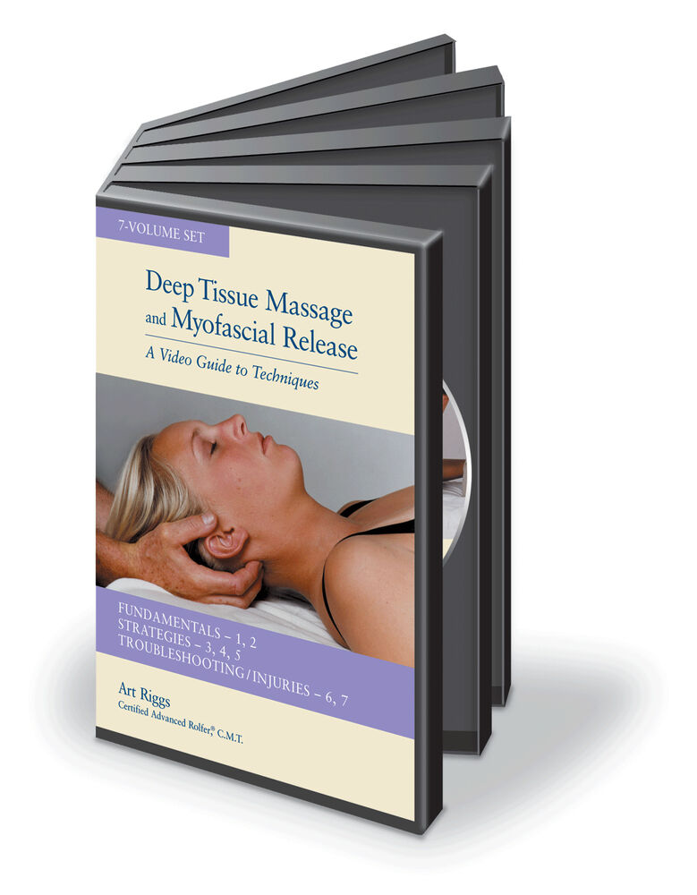 Art Riggs Deep Tissue Myofascial Release Medical Massage Therapy 7