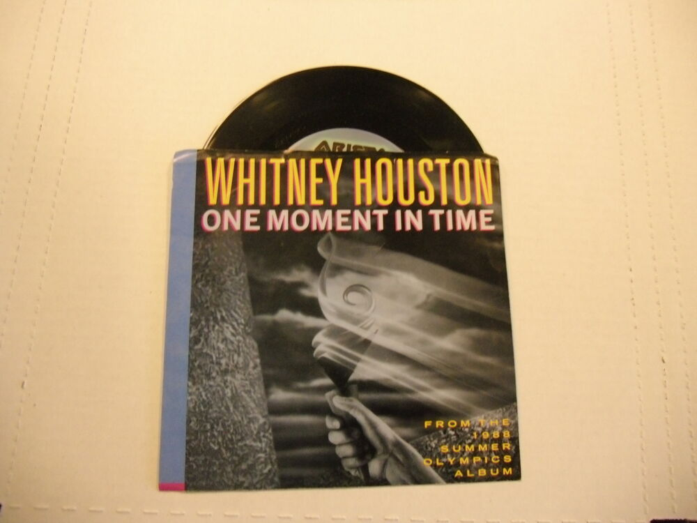 Whitney One Moment In Time