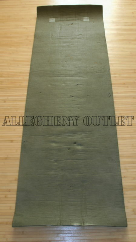 Military Issued Foam Sleeping Pads Mats Olive Drab