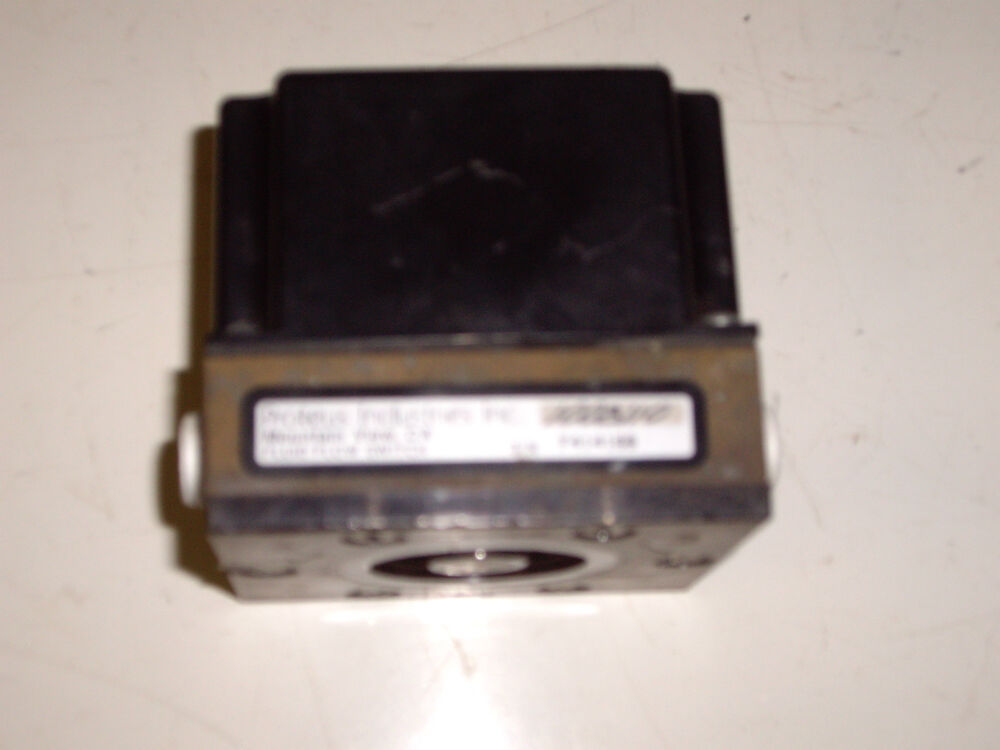 Proteus flow switch mosfire optical system b ebay
