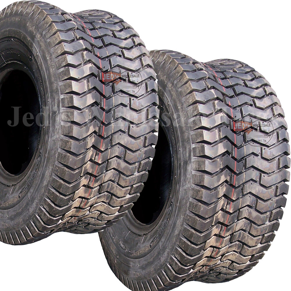 2 16x650 8 16 riding lawn mower garden tractor turf tires 4ply ebay. Black Bedroom Furniture Sets. Home Design Ideas