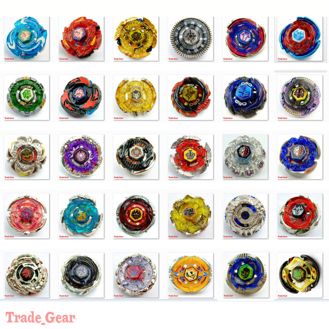 All Beyblade Toys : Masters beyblade metal battle fusion collection series toy