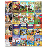 Terry Deary Historical Collection 20 Books Set by Author of Horrible Histories