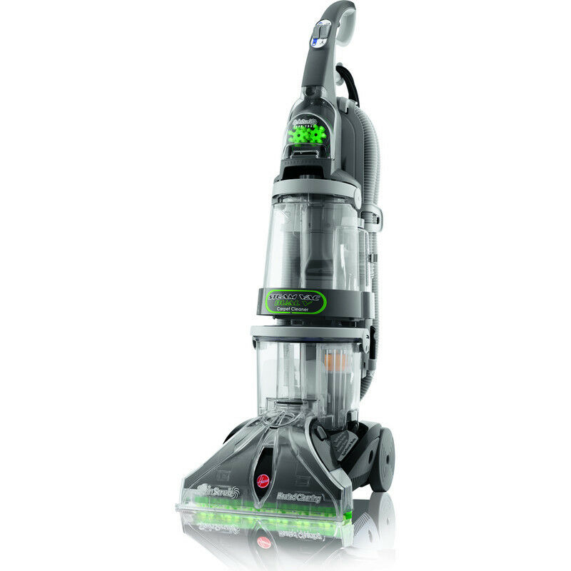 Hoover Max Extract Carpet Shampooer Vacuum Cleaner F7412