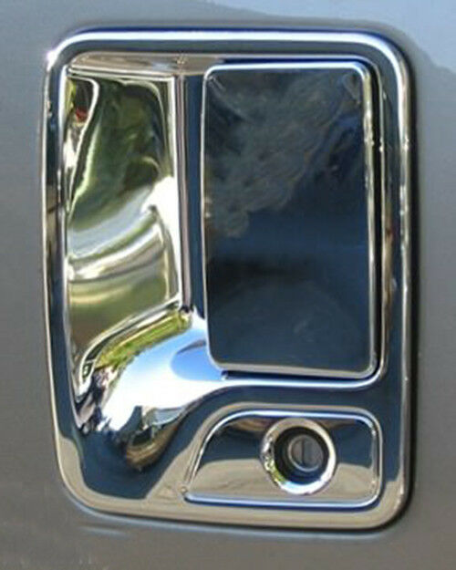 1999-2013 Ford Super Duty 4 Door Crew Cab Chrome Door