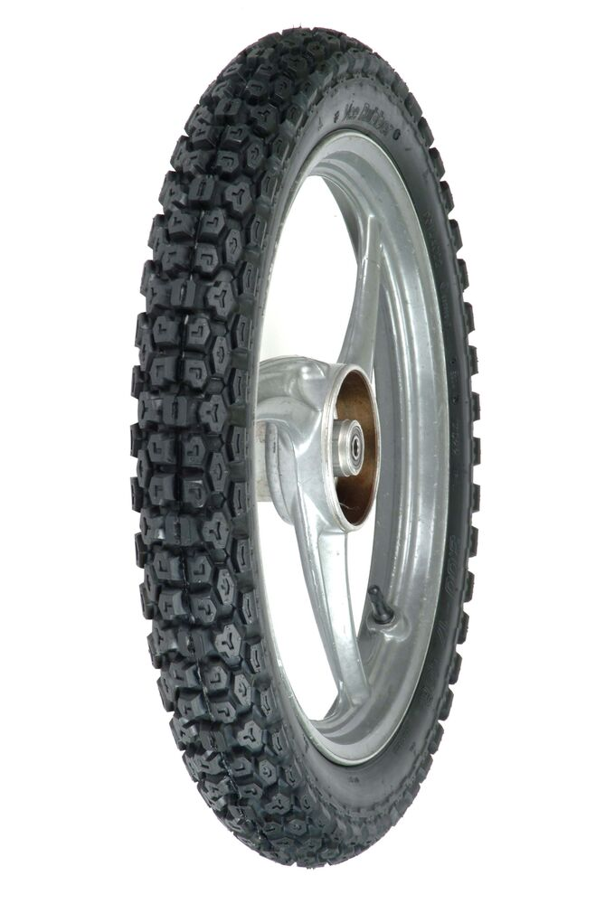 Buy 3 Get 1 Free Tires >> Vee Rubber Vrm-022 Rear Motorcycle Tire Size: 4.60-17 | eBay