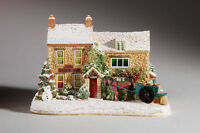 Lilliput Lane L3343   - The Trout Inn at Lechlade NEW in BOX   14354
