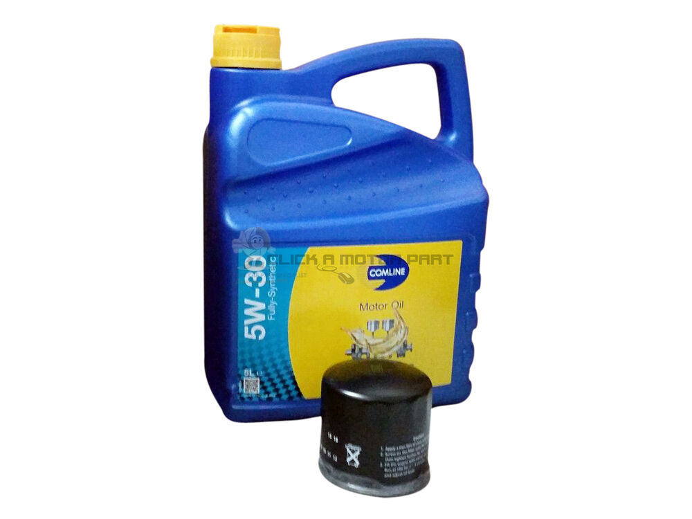 Toyota Yaris 1 4 D4d 5w30 Synthetic Engine Oil 5lt Oil