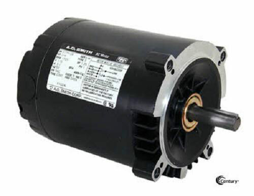 K1024ld 1 4 hp 1725 rpm new ao smith electric motor ebay for 1 hp electric motor 1725 rpm