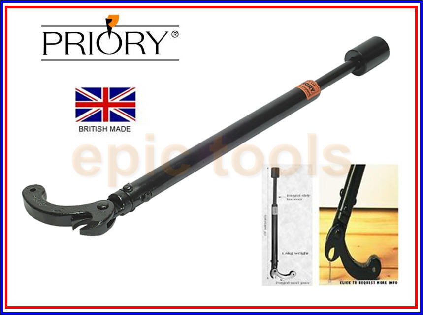 Priory Uk Nail Embedded Puller Remover Lifter For Wood