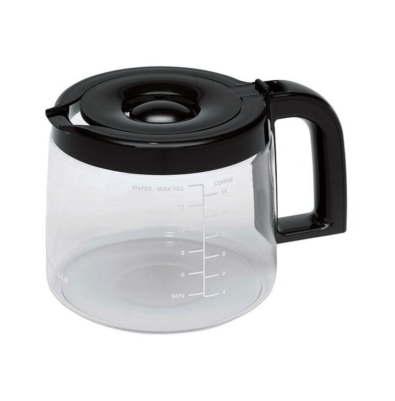 Genuine KitchenAid CoffeeMaker 14 Cup Carafe Onyx Black KCM5C14OB eBay