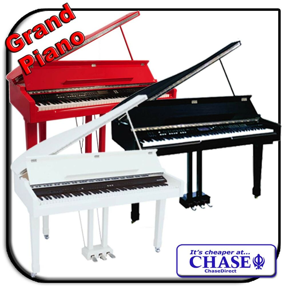 Chase Cdp 720 Digital Electric Baby Grand Piano In High