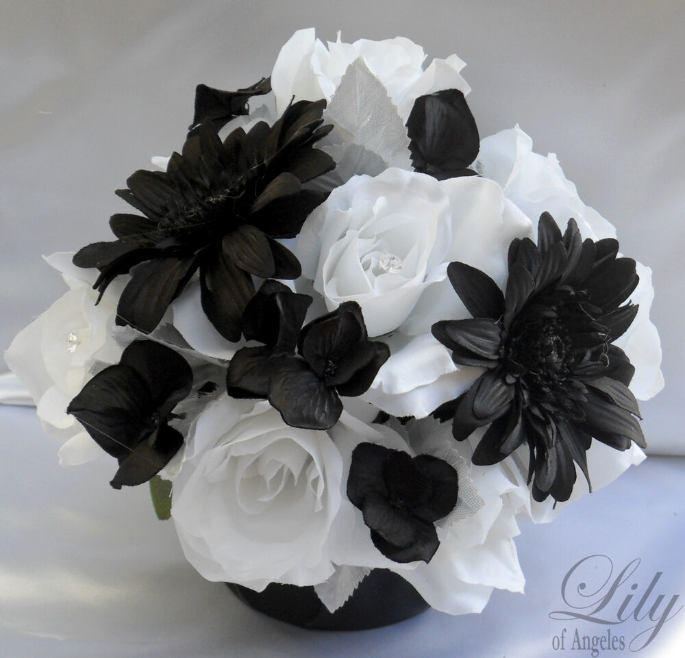 4 centerpiece wedding table decoration center piece flower for Decoration 4 wedding